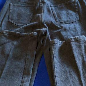 Ralph Lauren P4 Vintage Charcoal. Color Jeans